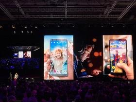 Presentación del LGG6 en el Mobile World Congress, este domingo