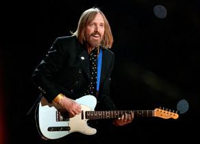 El músico Tom Petty, durante una actuación en el 2008.