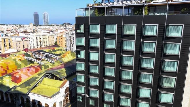 Ciutat Vella y el Eixample siguen copando los estrenos hoteleros del año en Barcelona