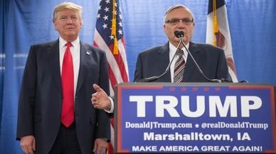Trump indulta el polèmic exxèrif Joe Arpaio
