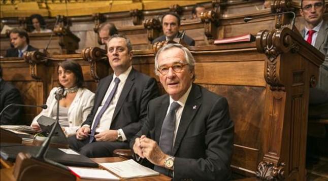"""El alcalde Trias cree que la retirada de Munich """"abre puertas"""" a la candidatura de Barcelona para el 2026"""