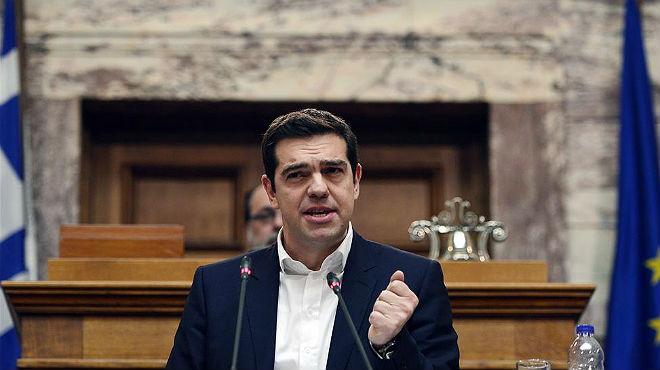 Tsipras: «El nou Govern no acceptarà rebre més ordres»