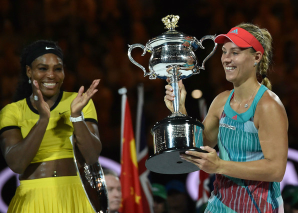 Kerber arrebata la gloria a Serena Williams