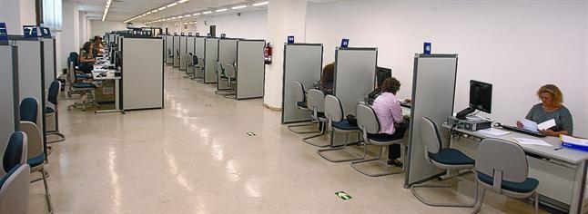 El mejor d a para el papeleo - Oficinas renovacion dni barcelona ...