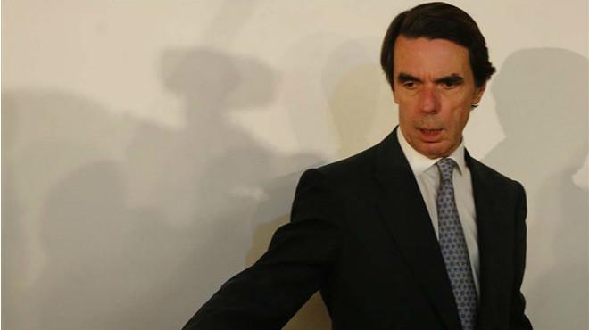 """Aznar: """"Podem és una amenaça per al nostre sistema democràtic i les nostres llibertats"""""""