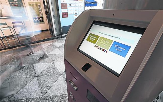 bitchain instala los primeros cajeros de bitcoines en