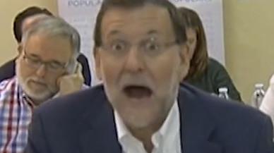 Rajoy 'canta' de nuevo el éxito del verano