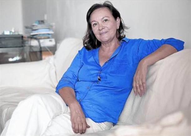 Clara S�nchez: �La venganza es una pulsi�n muy liberadora�