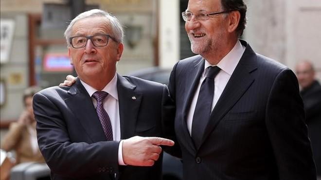 La Comissió Europea i el BCE acusen Espanya de relaxar la batalla contra el dèficit públic el 2015