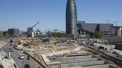 Barcelona retoma los trámites para resucitar las obras de las Glòries