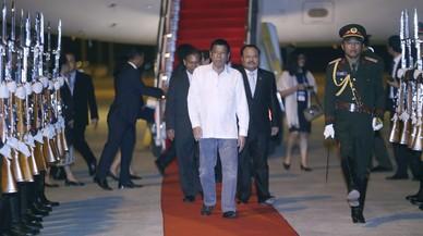 """El president de les Filipines diu """"fill de puta"""" a Obama"""