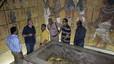 Halladas dos c�maras ocultas en la tumba de Tutankam�n