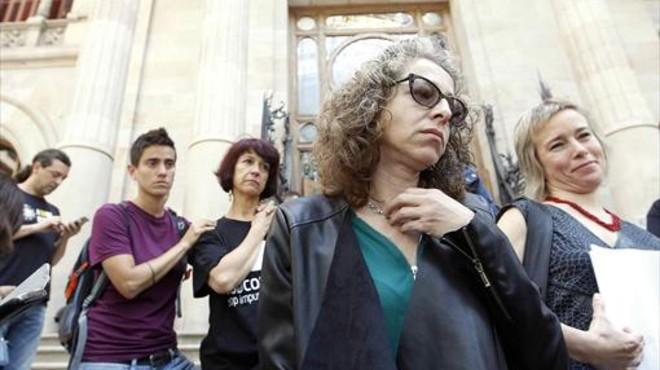 La fiscalía no recurrirá la absolución de dos mossos de la mutilación de Ester Quintana