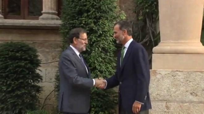 Rajoy obre la porta a reformar la Constitució la pròxima legislatura
