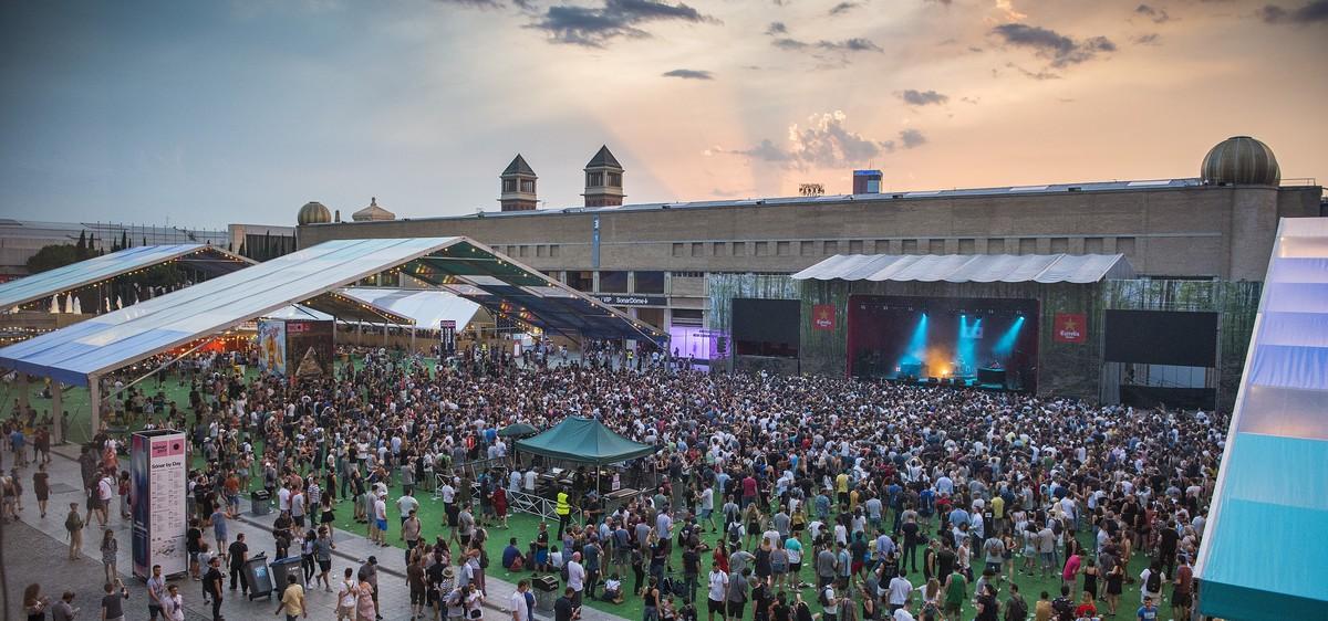 El Sónar 2017 bate su récord: 123.000 visitantes