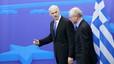 Papandreu confia que avui el Parlament recolzi les seves reformes