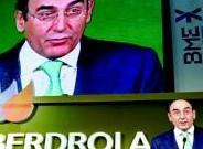 Ignacio Sánchez Galán, en la salida a bolsa de Iberdrola Renovables.