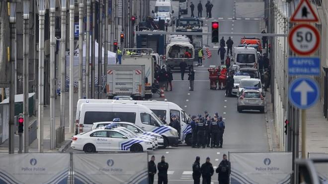 Bany de sang a Brussel·les