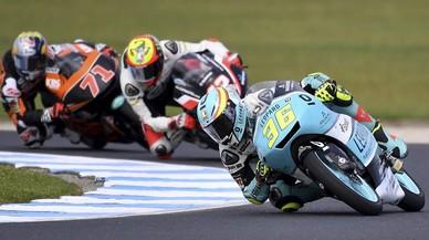 Mir se mete en primera fila del GP de Australia