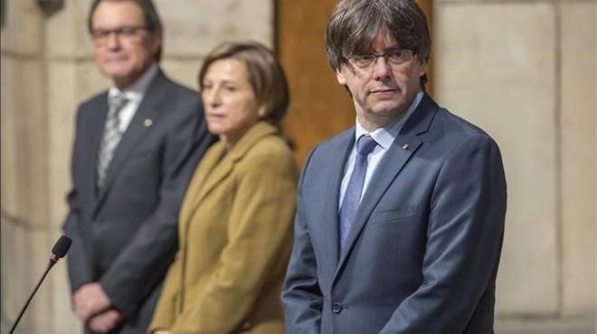 El TSJC avala que Carles Puigdemont prometés el càrrec sense acatar la Constitució
