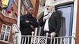La oposición ecuatoriana anuncia que, si gana, echará a Assange de la embajada en Londres