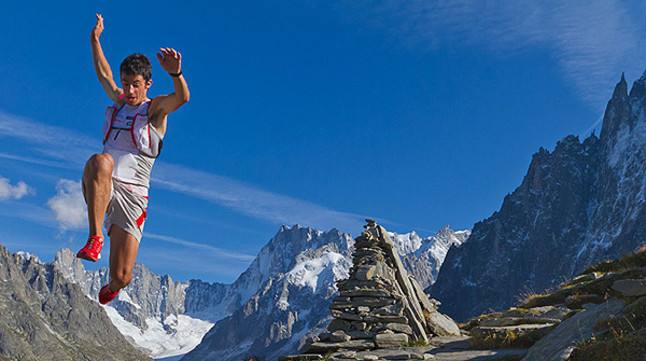 kilian jornet bate el r 233 cord de ascensi 243 n al mont blanc