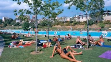 Más de 100.000 personas han visitado este verano las piscinas municipales de Terrassa