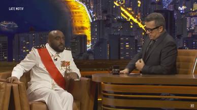 Buenafuente entrevista 'Carrero Negro'