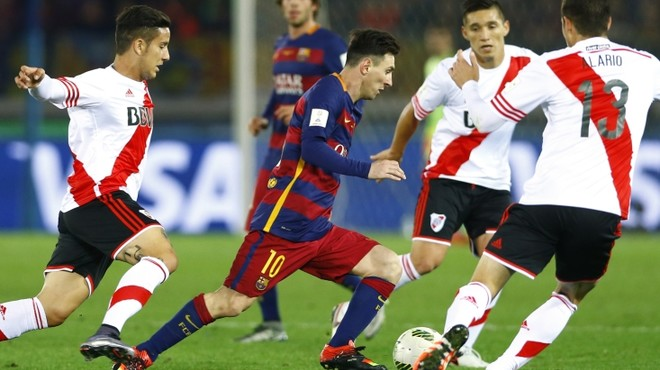 "D'Onofrio: ""Messi és un cavaller"""