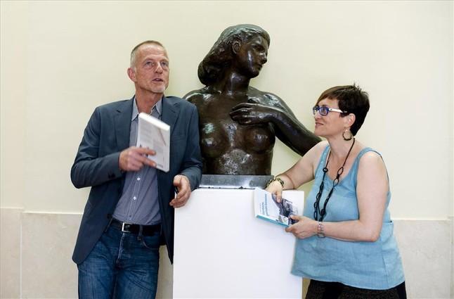 Mercè Cuartiella y Gerbrand Bakker ganan el premi Llibreter 2012
