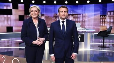 Debat Macron-Le Pen: el que han dit de...