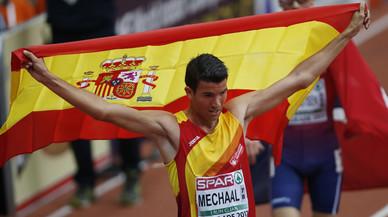 L'atleta independentista que va passejar la bandera 'rojigualda' per Belgrad