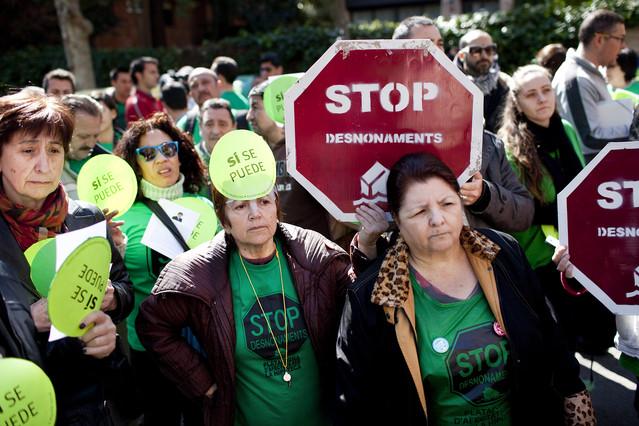"""El SUP considera """"una barbaridad"""" la instrucción de Interior contra el 'escrache'"""