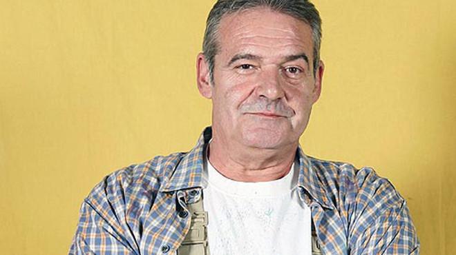 El actor �ngel de Andr�s L�pez, popular gracias al papel de Manolo en 'Manos a la obra'.