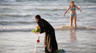 Así son las playas religiosas en Israel