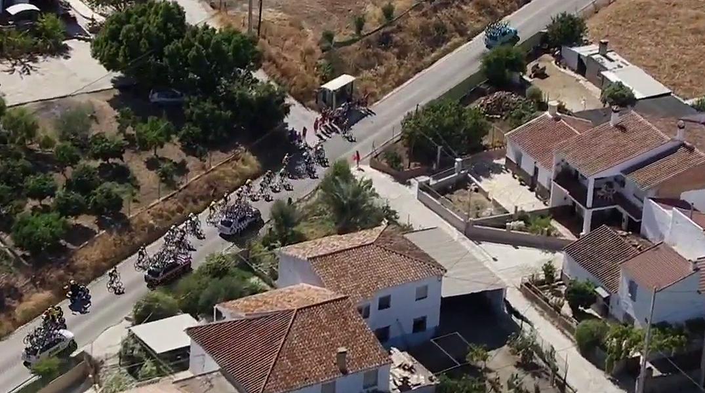 Els jutges expulsen Nibali de la Vuelta