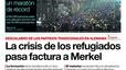 """""""La Generalitat maniobra per prendre a l'Estat milers de contribuents"""", diu 'El Mundo'"""