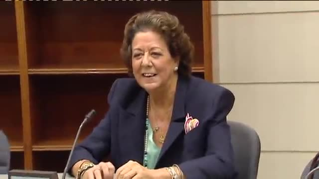 Rita Barberá mor després de patir un infart a Madrid