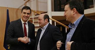 S�nchez, con Ortuzar y Esteban.