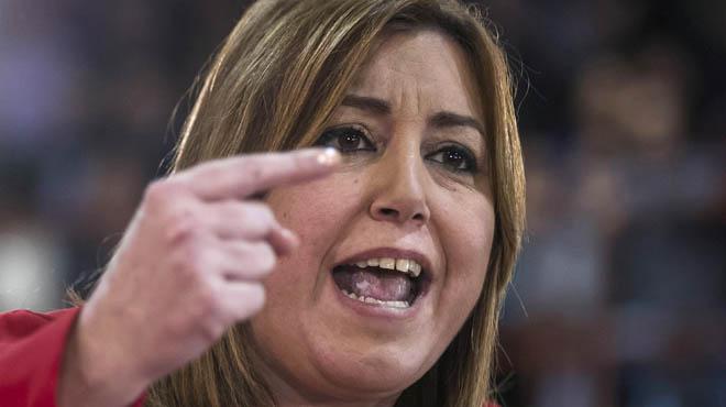 Díaz pone este sábado a prueba su poder de convocatoria en el PSOE