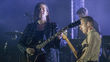 The xx, del monocrom al tecnicolor