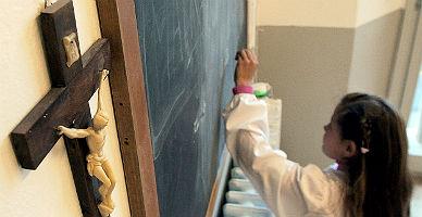El nuevo currículo de Religión recupera los rezos en Primaria