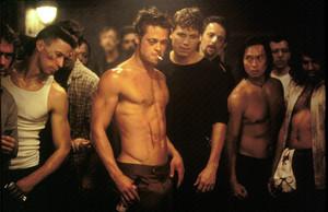 La icónica El club de la lucha (1999).