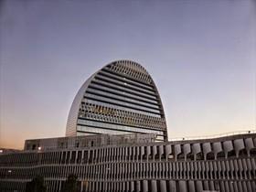 La nueva sede del BBVA, diseñada para favorecer la innovación.