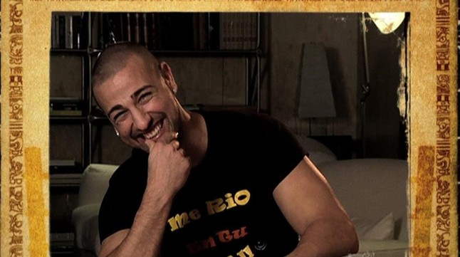Rafa Mora, condenado por pelearse en una discoteca en Benicàssim.
