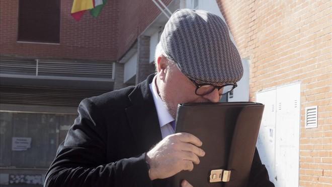 Detenido el comisario García Castaño por sus vínculos con Villarejo