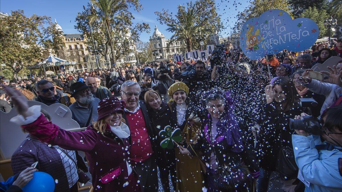 Las Magas de Enero de València