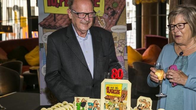 Els llibres de Sant Jordi: còmic i il·lustració