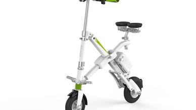 Soluciones de transporte personal conectado para desplazamientos cortos
