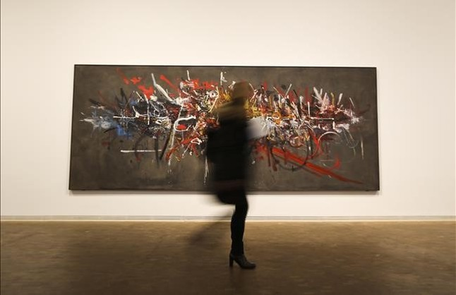 La batalla del arte